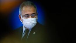 Brasilianischer Gesundheitsminister positiv getestet