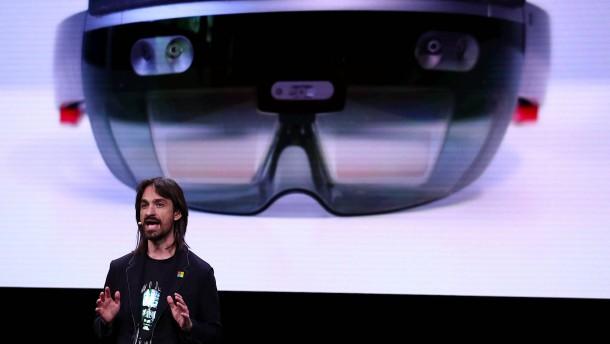 Hippe Tech-Brillen für Krieg und Unterdrückung