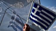 Geht es aufwärts? In Griechenland ist die Schuldenquote deutlich gesunken.