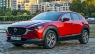 Lückenfüller: Mazda CX-30