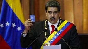 EU-Staaten setzen Maduro Frist von acht Tagen