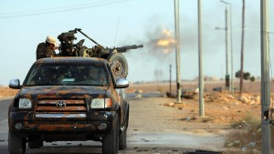 Dutzende Tote bei Kämpfen in Bani Walid