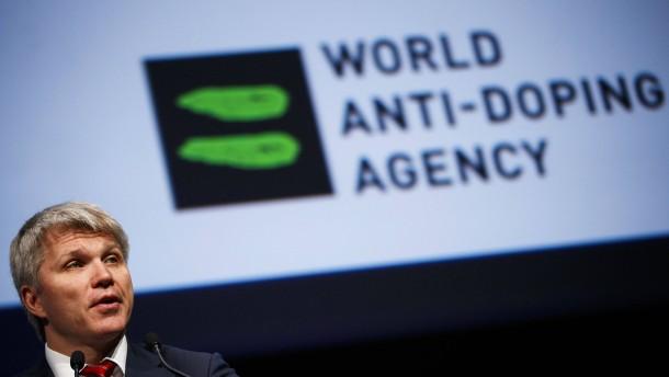 Russland bestreitet staatliches Doping-System