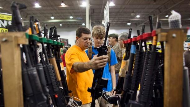 New York verschärft Waffengesetz