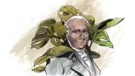 Humphry Repton gilt als Begründer der Landschaftsgärtnerei.