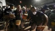 Verzweifelte Suche nach Überlebenden in Mexiko