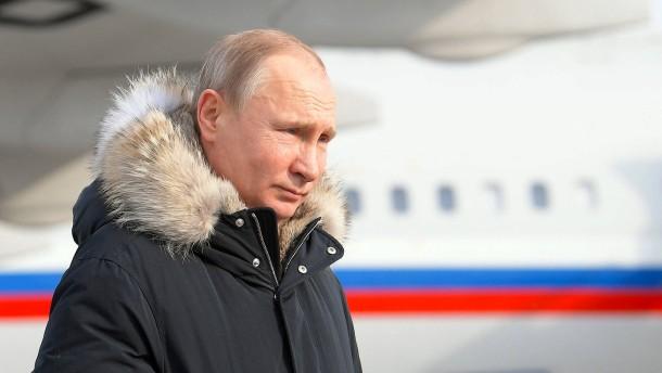 """Alles, was den Westen schwächt, ist in Russlands Interesse"""