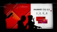 Noch trotz Huawei dem Bann Amerikas.