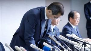 Defekte Airbags brechen Takata das Genick