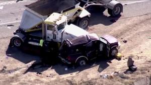 Zahlreiche Tote nach tragischem Autounfall