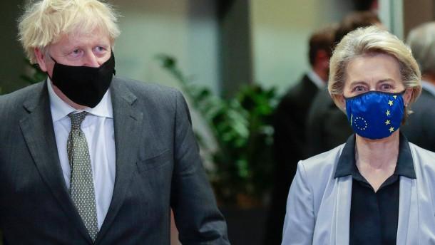 Johnson: Kein Abkommen am wahrscheinlichsten