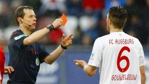 Verrücktes Fußball-Drama in Augsburg