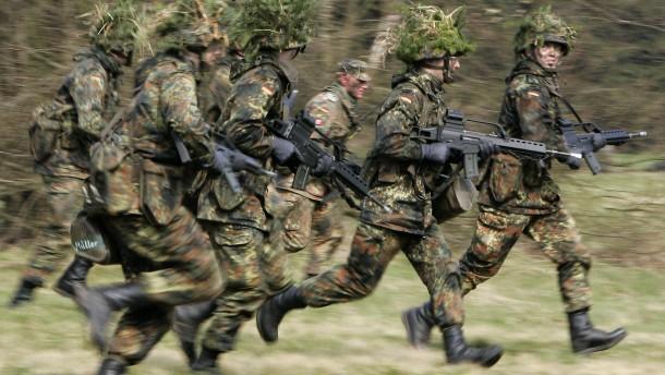 Bundeswehr vermisst mehr als 60.000 Schuss Munition
