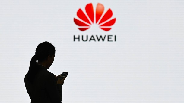 Huawei noch gut im Geschäft