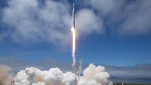 Neue deutsch-amerikanische Satellitenmission gestartet
