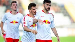 Remis gegen Häcken reicht RB Leipzig