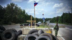 """Nato sieht """"Bewegung"""" an russischer Grenze"""
