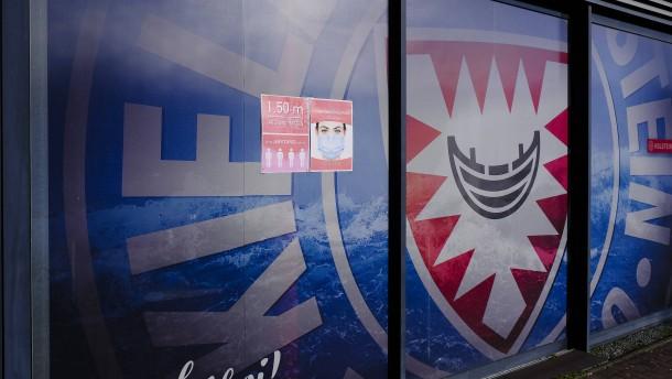 Harte Nuss für Holstein Kiel