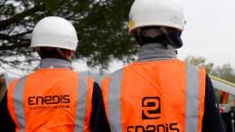 Gewerkschaft dreht im Süden von Paris den Strom ab