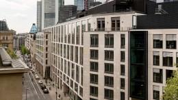 Frankfurter Volksbank hält am Filialnetz fest