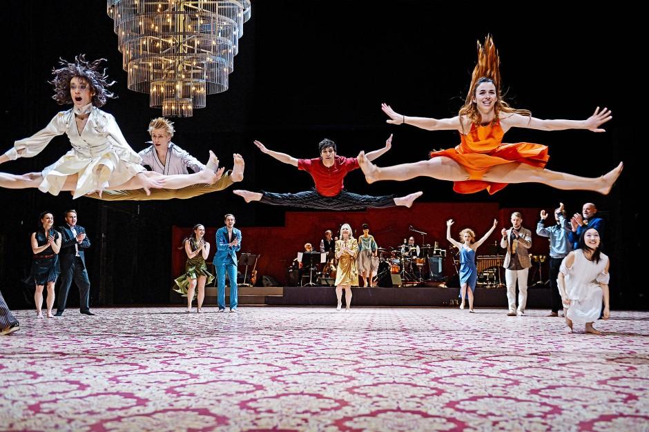Bild zu Hochzeit von Augustijnen am Staatstheater Mainz