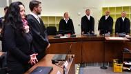 Zschäpes Anwälte wollen Revision einlegen