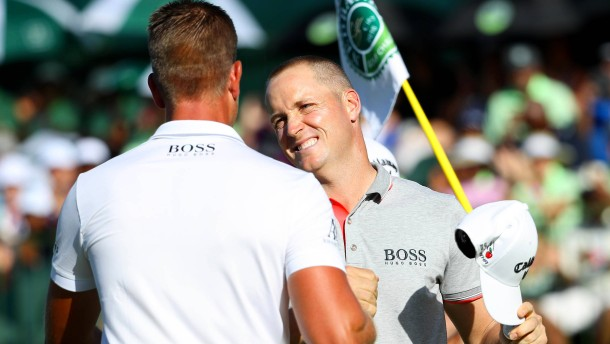 Ein Finale wie aus einem Golfer-Traum