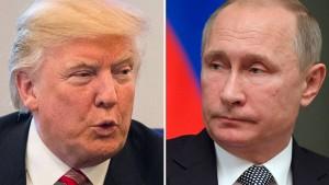 Trump und Putin wollen die Klimasitzung schwänzen