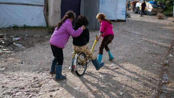 Deutschland will Kinder aus Lagern aufnehmen