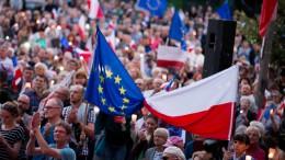 Polens Justizreform könnte EU-Recht verletzen
