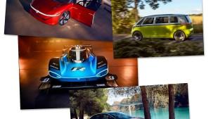 Eine neue Designsprache für das E-Auto