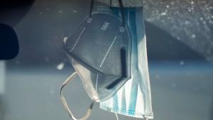 Maskenpflicht für Autofahrer in Frankfurt – unter bestimmten Umständen