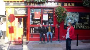 Goldgräberstimmung in Irland