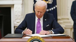 Biden stellt nationale Covid-Strategie vor