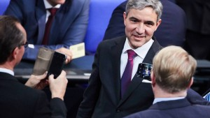 Bundesrat wählt Harbarth als Vizepräsidenten