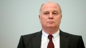 Uli Hoeneß vergangenes Jahr bei der Gerichtsverhandlung in München