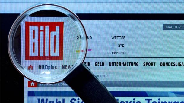 """""""Bild"""" klagt gegen Rundfunklizenz-Bescheid"""
