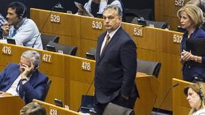 Wie Orbán zunehmend ins Abseits gerät