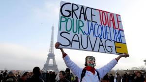 Frankreichs Präsident begnadigt Jacqueline Sauvage