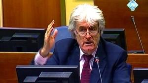 Ankläger fordern lebenslange Haft für Karadzic