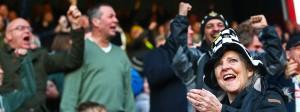 Über Tore wird noch gejubelt – doch sonst sind die Fans in England mit den Zuständen im Fußball sehr unzufrieden