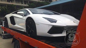 Richter fährt beschlagnahmten Luxuswagen