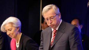 Euro-Finanzminister geben 130 Milliarden für Griechenland frei