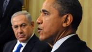 Obama: Teheran muss Israel nicht anerkennen