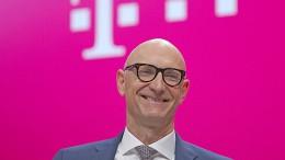 T-Mobile strebt an die Spitze in Amerika