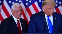 Wie bald ist Trump Geschichte?