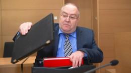 Früherer Bundesrichter Fischer klagt gegen Journalistin