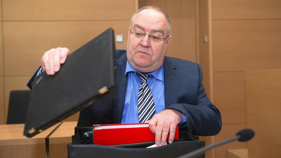 Thomas Fischer am 14. Februar 2013.