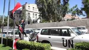 Berlin fordert härteres Vorgehen gegen Syrien