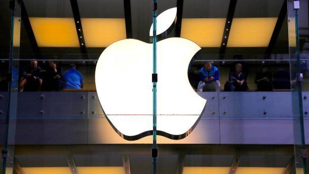 Alle Augen auf Apple